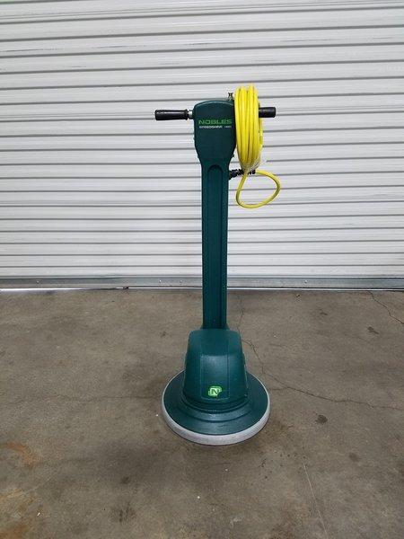 Refurbished nobles speedshine hd 17 inch floor machine for 17 inch floor machine
