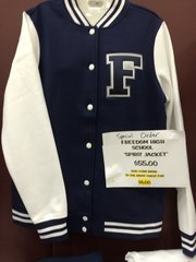 GIRLS SPIRIT JACKET