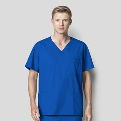 103 - WonderWork - Men's V-Neck Top
