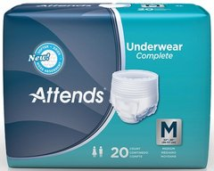 Super Plus Absorbency Protective Underwear