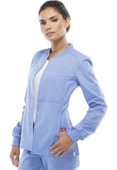 85304A - Snap Front Warm-up Jacket