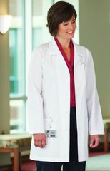 "15000 - Meta Fundamentals Ladie's 33"" Labcoat"