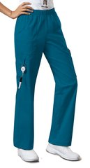 4005 - Cherokee Mid Rise Pull-On Pant Cargo Pant