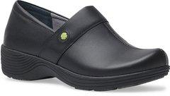 Dansko - Work Wonders Camellia Shoes - Black Leather