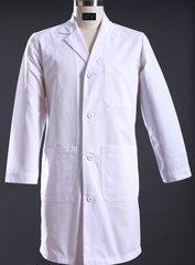 6103 - Men's Long Lab Coat Regular