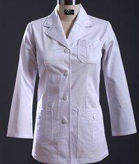 6114 - Lady's Lab Coat