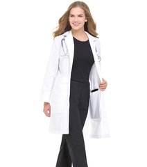 3165 - Women's Traditional Notebook Lab Coat (Landau)