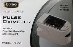 Basic Fingertip Pulse Oximeter