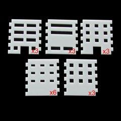 6mm Modular Building Kit (18x Sides)