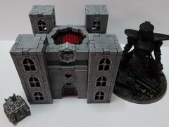 6mm Temple of the Machine
