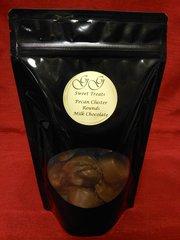 Pecan Cluster Rounds Milk Chocolate