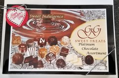 Platinum Chocolate Assortment 34pc Valentine's