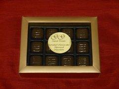 Caramel Cheesecake Flavored Dark Chocolate