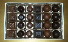 Deluxe Chocolate Assortment 24pc Mother's Day wrap