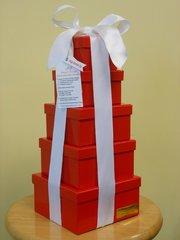 Valentine 5 Tier Gift Tower