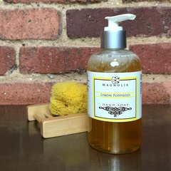 Lemon Poppyseed Hand Soap