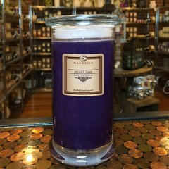Violet Lime 18.5oz Soy Candle