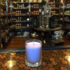 Lilac 2.5oz Soy Candle in Glass