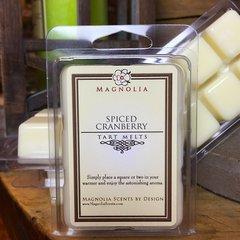 Spiced Cranberry Soy Wax Tart Melts