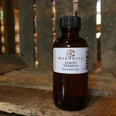 Lemon Verbena 2oz Fragrance Oil