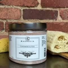 Cashmere & Silk Bath Salts
