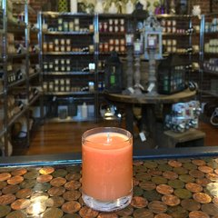 Orange Clove 2.5oz Soy Candle in Glass