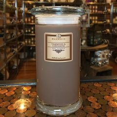Teakwood & Cardamom 18.5oz Soy Candle