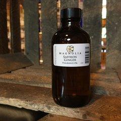Saffron Ginger 4oz Fragrance Oil