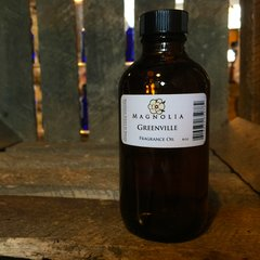 Greenville 4oz Fragrance Oil