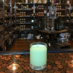 Margarita 2.5oz Soy Candle in Glass