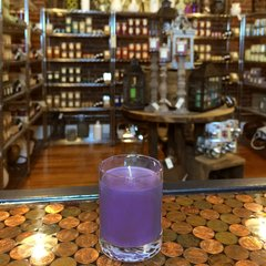 Trick or Treat 2.5oz Soy Candle in Glass