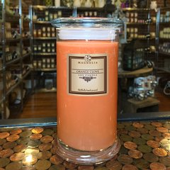 Orange Clove 18.5oz Soy Candle