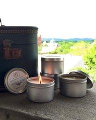 Bergamot & Sage 7oz Travel Tin