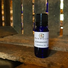 Cedarwood .5oz Essential Oil