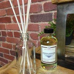 Vanilla Lavender 4oz Reed Diffuser Oil