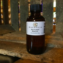 Autumn Magic 2oz Fragrance Oil