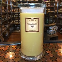 Lemon Poppyseed 18.5oz Soy Candle