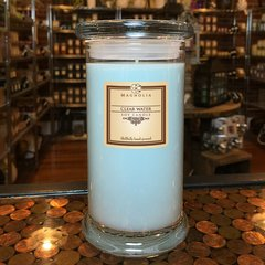 Clear Water 18.5oz Soy Candle