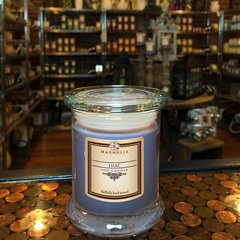 Lilac 10oz Soy Candle