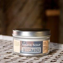 Stampede 3oz Shave Soap