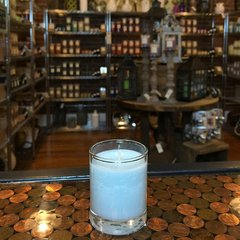 Island Life 2.5oz Soy Candle in Glass