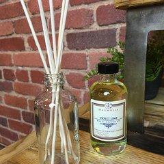 Violet Lime 4oz Reed Diffuser Oil