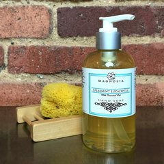 Spearmint Eucalyptus Hand Soap