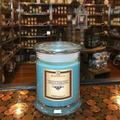 Frosty Pinecone 10oz Soy Candle