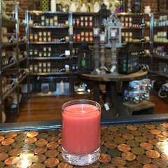 Mulled Cider 2.5oz Soy Candle in Glass