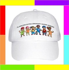 Flawless Extra-Ordinary Super Heroes Hat