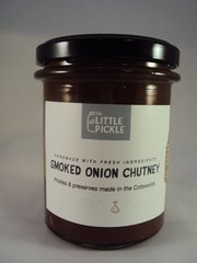 Smoked Onion Chutney