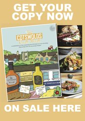 The Cotswolds Cook Book