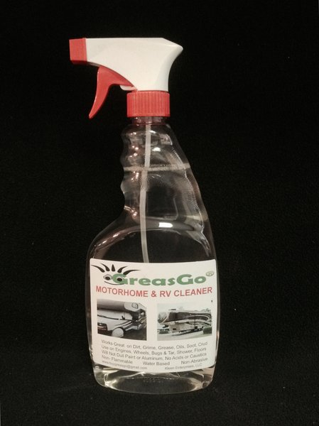 motor home rv cleaner 24 ounce removes black streaks - Coach Cleaner