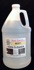 Aunt Sara's BEST Oven Cleaner 128 Ounce